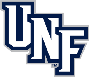 North Florida Ospreys baseball - Image: UNF Ospreys logo