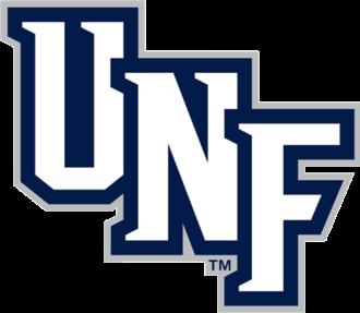 2014–15 North Florida Ospreys men's basketball team - Image: UNF Ospreys logo