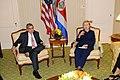 UNGA 2009- Secretary Clinton Meets With Costa Rican President (3954434174).jpg