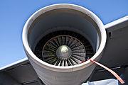 USAF C-5 Galaxy Engine