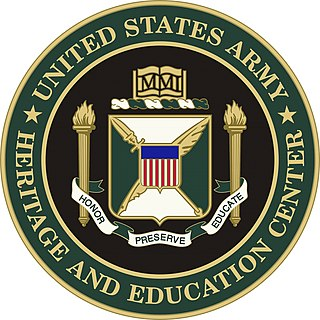 U.S. Army Heritage and Education Center