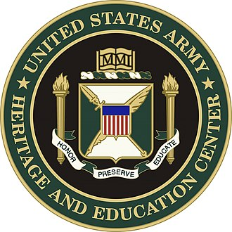 U.S. Army Heritage and Education Center - Seal of the U.S. Army Heritage and Education Center