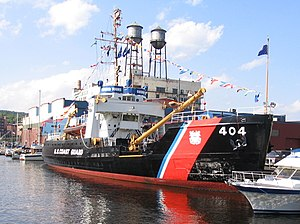 USCG seagoing buoy tender