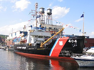 USCG seagoing buoy tender Type of United States Coast Guard Cutter