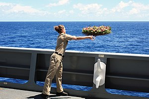 USNS Amelia Earhart - memorial wreath.jpg