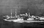 USS Cumberland Sound (AV-17) underway at sea, in 1944-1945.jpg