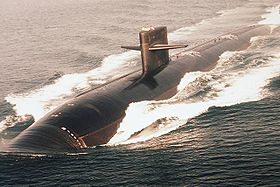 Image illustrative de l'article USS Hyman G. Rickover (SSN-709)