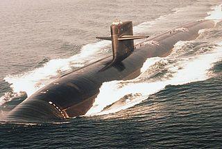 USS <i>Hyman G. Rickover</i> (SSN-709) attack submarine