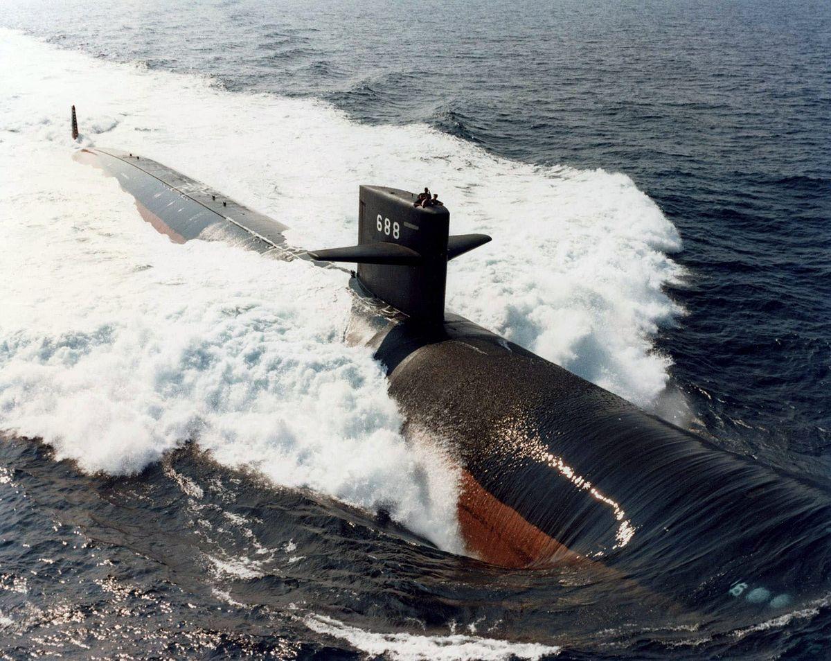 Подводные лодки типа «Лос-Анджелес» — Википедия