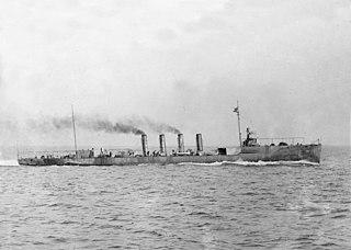 USS <i>McCall</i> (DD-28) destroyer