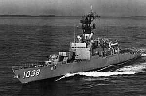 USS McCloy (DE-1038) off South America 1968.jpg