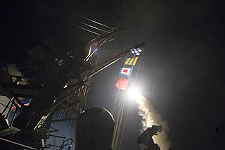 2017 Shayrat missile strike