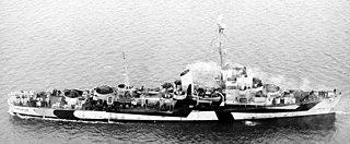 USS <i>Straub</i> Cannon-class destroyer escort