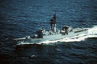 USS W. S. Sims (FF-1059) - USS W. S. Sims (FF-1059)