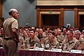 US Navy 030624-N-2383B-037 Adm. Vern Clark, Chief of Naval Operations speaks to over 650 of the fleets' master chiefs.jpg