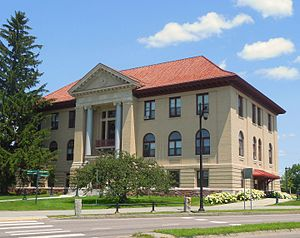 University of Vermont - Named for U.S. Senator Justin Smith Morrill, Morrill Hall was constructed in 1906-07 to serve as the home of the UVM Agriculture Department and the Agricultural Experiment Station.