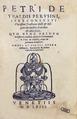 Ubaldi - Tractatus docti & insignes, 1563 - 436.tif