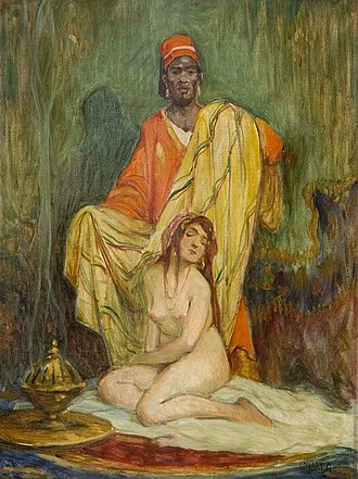 Géza Udvary - Image: Udvary The Slave Trader