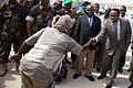 Ugandan Defence Minister Dr Crispin Kiyonga arrives in Mogadishu (6165595076).jpg