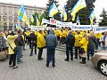 Ukrainian atomic industry workers rally marking the 30th anniversary of Chernobyl disaster.jpg