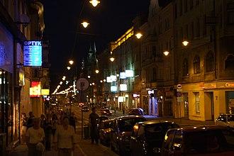 Gliwice - Main street – Zwycięstwa