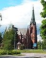 Umeå Stads kyrka 07-06-30.jpg