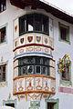 Umhausen - Gasthaus Krone - Erker.jpg