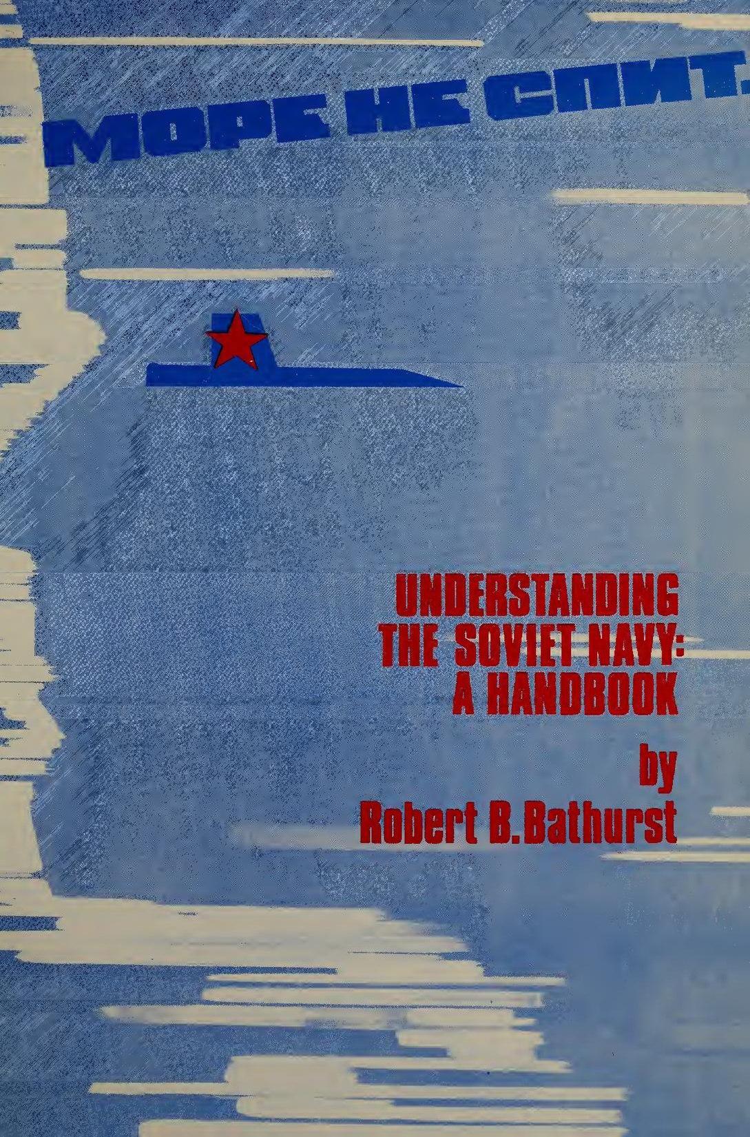 File:Understanding the Soviet navy- a handbook (IA ...
