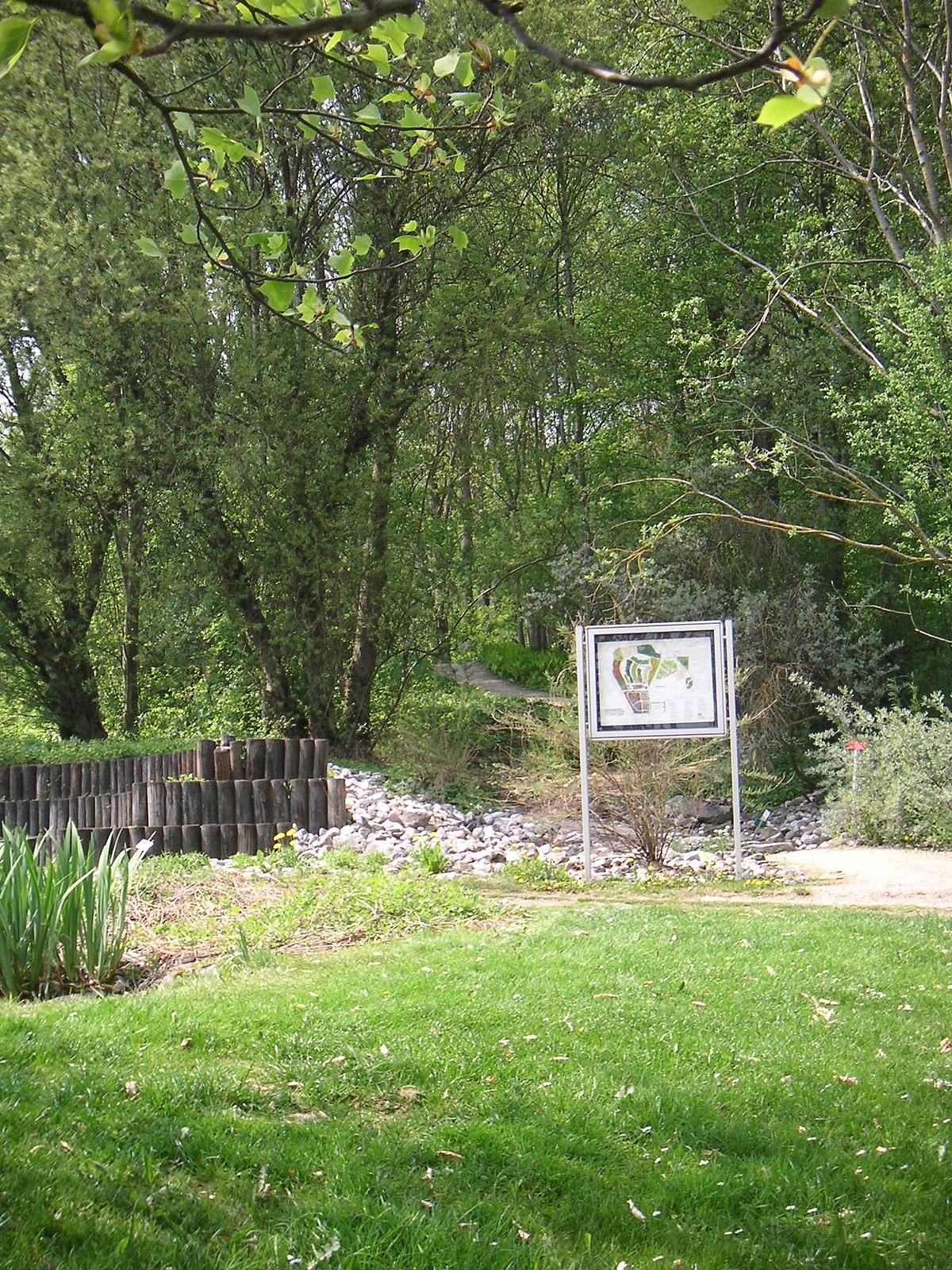 Botanischer Garten Der Universität Regensburg