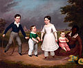 Unidentified artist - Robert, Calvin, Martha and William Scott and Mila - Google Art Project.jpg