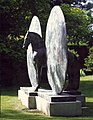 Union (Horse with Two Discs) 1999-2000, Roche Court, Wiltshire..jpg