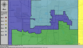 United States Congressional Districts in Oklahoma (metro highlight), 1993 – 2002.tif