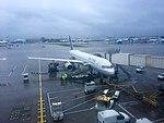 United aircraft at Manchester Airport 2017 01.jpg