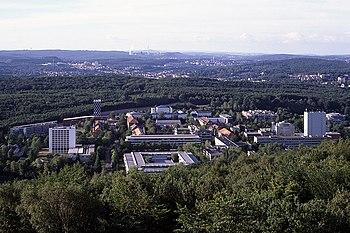 Puff aus Saarbrücken (SL, Landeshauptstadt)
