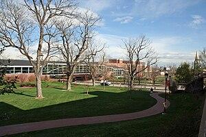 University, Denver - Image: University Denver