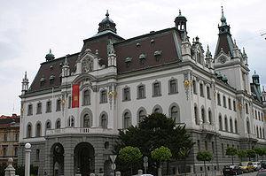 University of Ljubljana cover