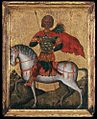 Unknown painter - St Menas of Egypt on Horseback - WGA23485.jpg