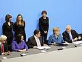Unterzeichnung des Koalitionsvertrages der 18. Wahlperiode des Bundestages (Martin Rulsch) 113.jpg
