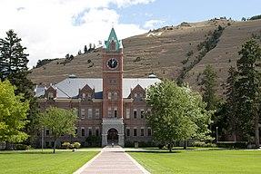 Missoula, Montana - Wikipedia