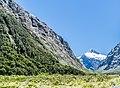 Upper Hollyford Valley in Fiordland National Park 01.jpg