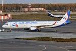 Ural Airlines, VP-BSW, Airbus A321-231 (37040236606) (2).jpg
