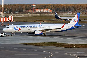 Ural Airlines - Ural Airlines Airbus A321-200