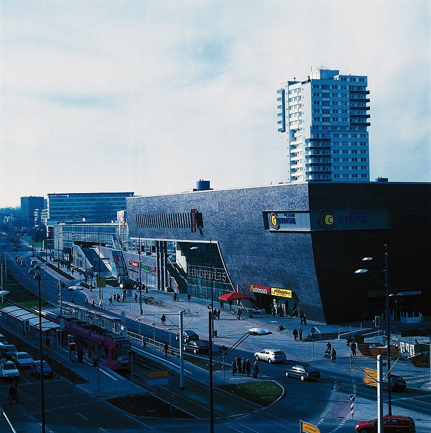 Urban District Centre