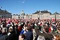 Utenfor Amalienborg i København pa Dronningens 70-arsdag.jpg