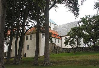 Utstein Abbey - Image: Utstein kloster 13