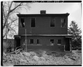 VIEW EAST, WEST FACADE - 95-97 Dayton Avenue (House), 95-97 Dayton Avenue, Passaic, Passaic County, NJ HABS NJ,16-PASA,6-3.tif
