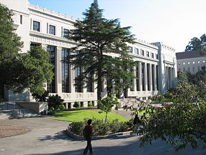 University of California, Berkeley - Valley Life Sciences Building