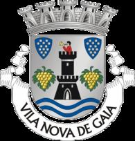 Brasão de Vila Nova de Gaia