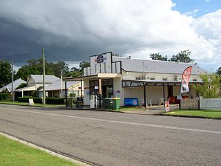 Vacy, New South Wales Suburb of Dungog Shire, New South Wales, Australia