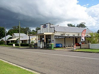 Vacy, New South Wales - General Store, Vacy